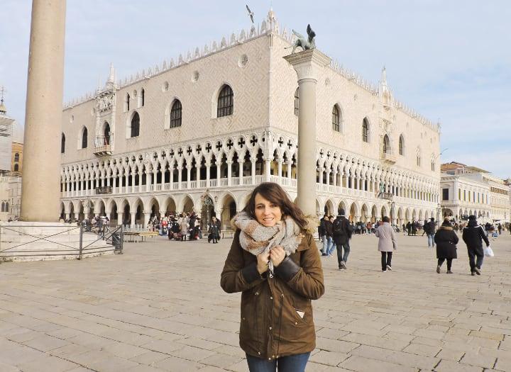 Palacio Ducal Plaza San Marco