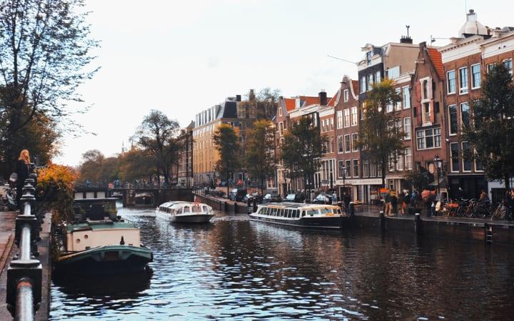 Centro de Ámsterdam