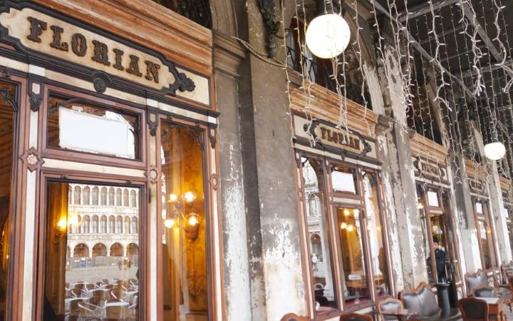 Caffe Florian en San Marco