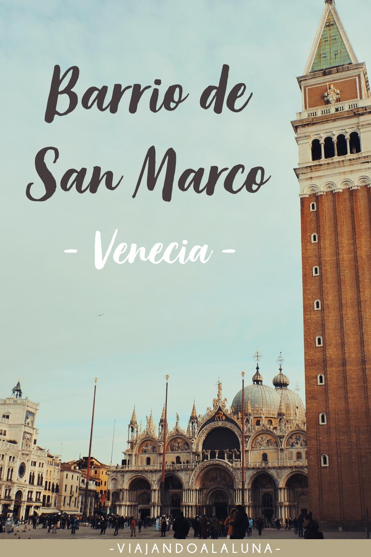 Barrio de San Marco, el corazón de Venecia