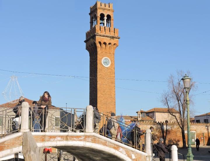 Torre dell'Orologio de Murano