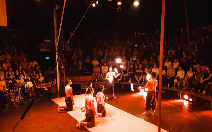 Phare Circus, un espectáculo único en Siem Reap