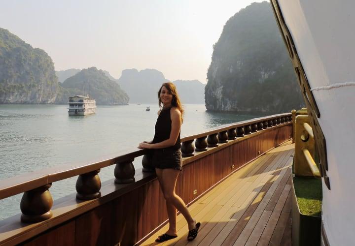 Ruta por Bai Tu Long