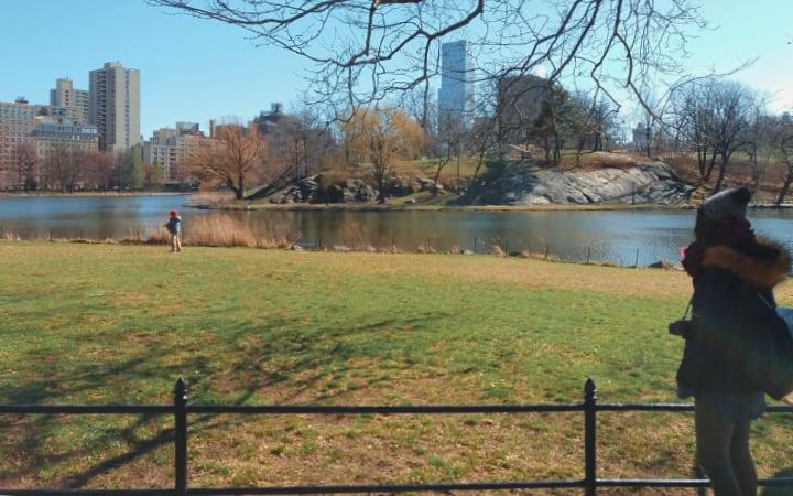 Vistas desde Central Park