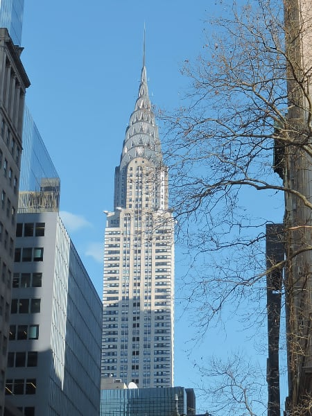 Chrysler Building Manhattan