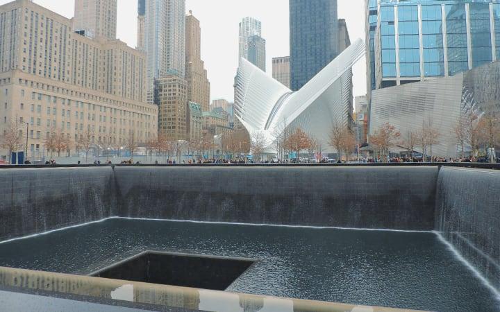 Homenaje a las victimas del 11S