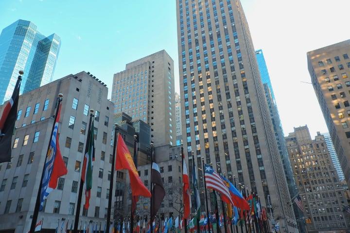 Edificios de Rockefeller Center