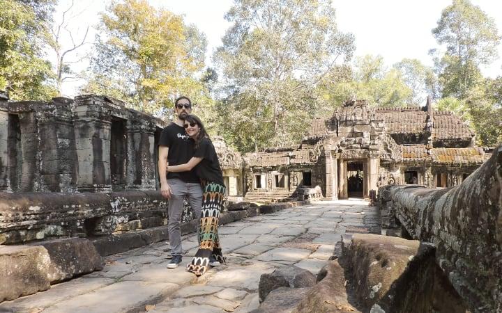 Templo Banteay Kdei Angkor