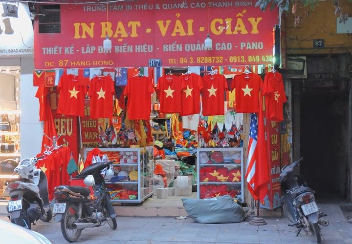 Tienda para comprar SIM en Vietnam