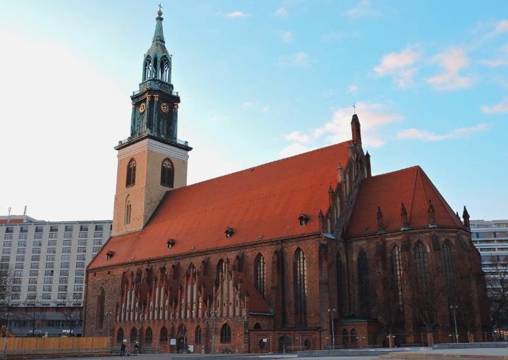 Iglesia de Santa María (o Marienkirche)