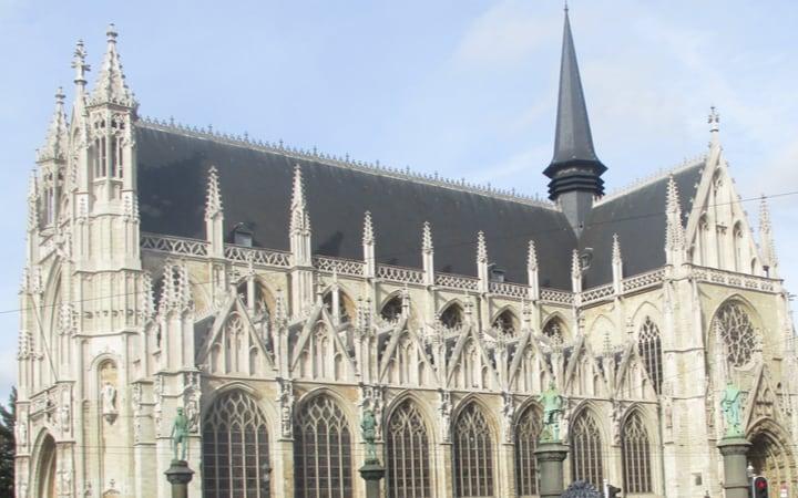 catedral de notre damme Bruselas