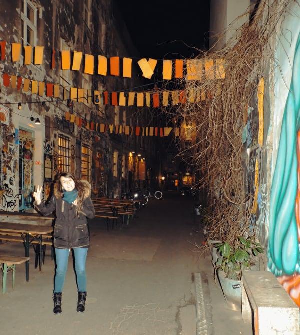 Barrio judio de Berlín