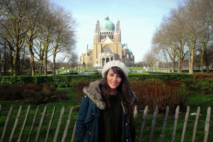 Basílica sagrado corazón Bélgica