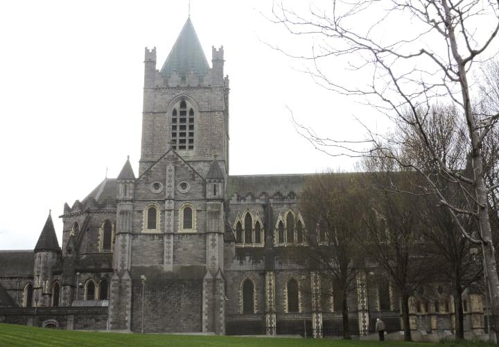 Catedral Christ Church de Dublin