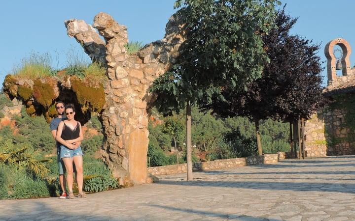 Plaza de Anento