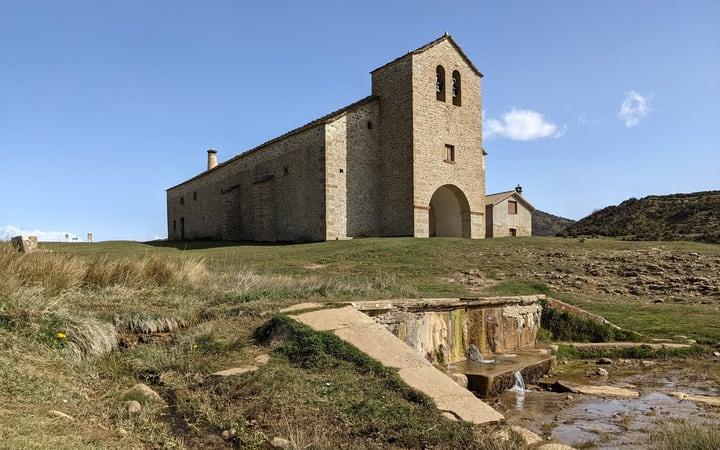 Ermita y fuente de Santa Orosia