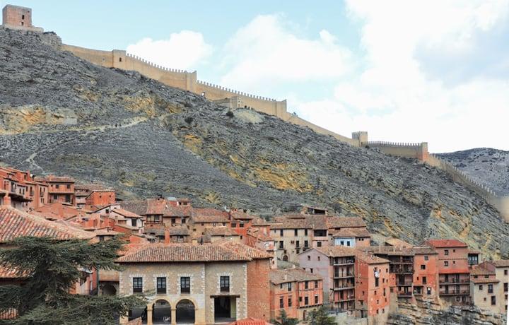 Murallas de Albarracin