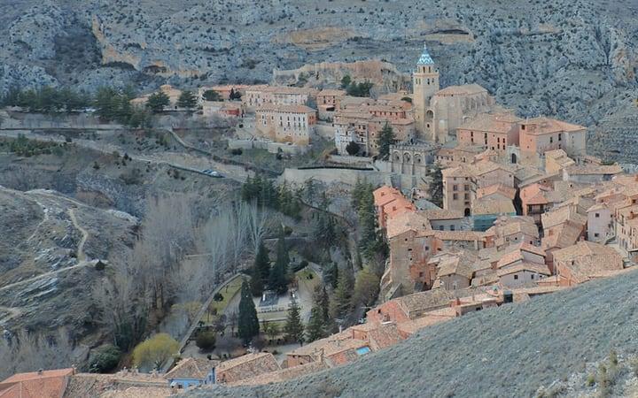 Que ver en Albarracin