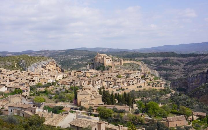 Alquézar, el pueblo más bonito de Huesca