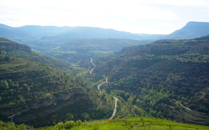The Silent Route por el Maestrazgo