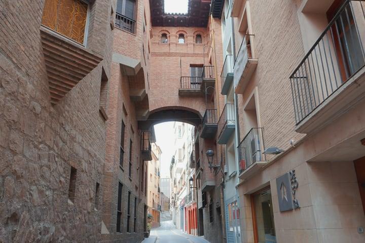 Calle Argensola Barbastro