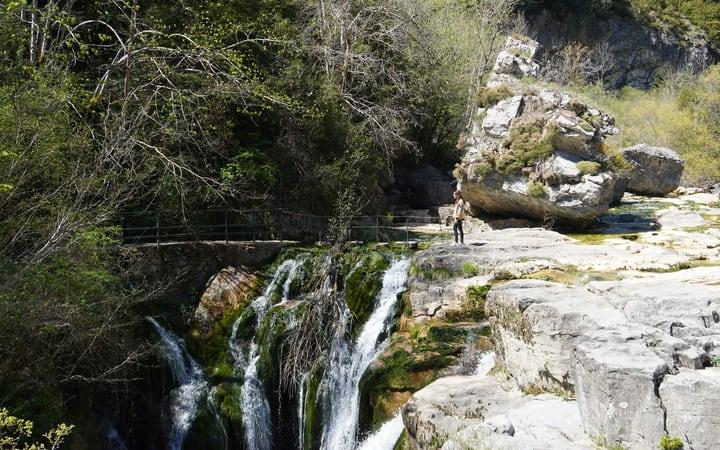 Cascada del río Bellós
