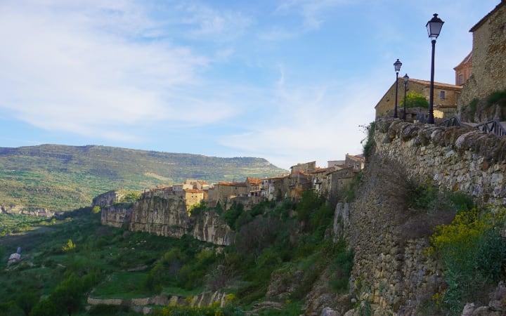 Ruta por la comarca del Maestrazgo desde Cantavieja
