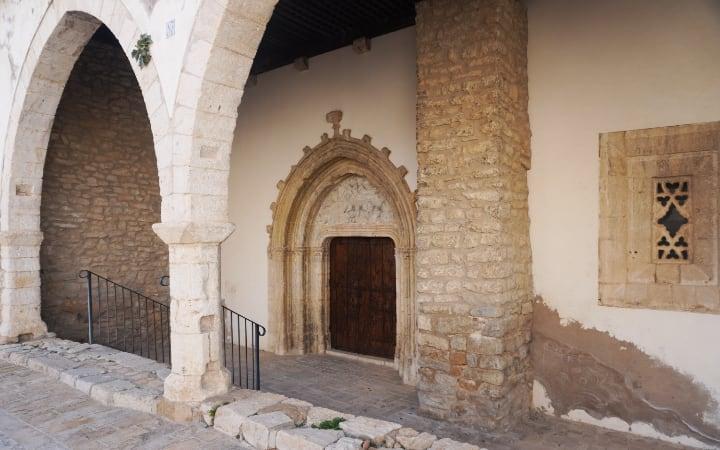 Iglesia de San Miguel de Cantavieja