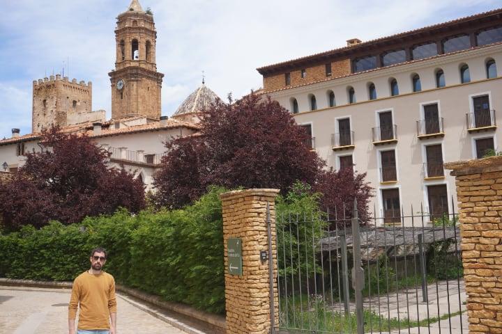 La Iglesuela del Cid en el Maestrazgo de Teruel