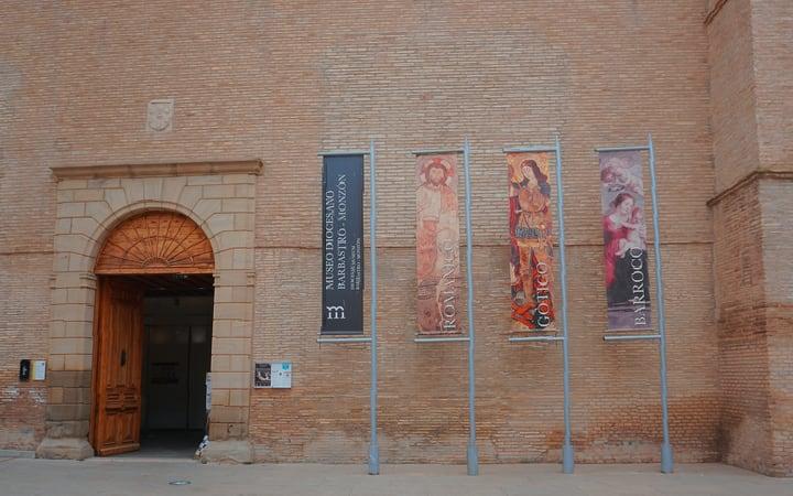 Entrada al museo diocesano