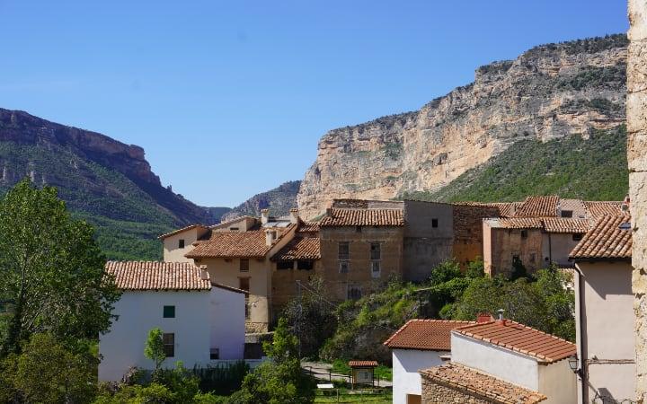 Casas de Pitarque