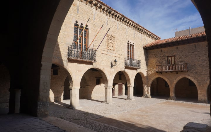 Plaza del Cristo Rey