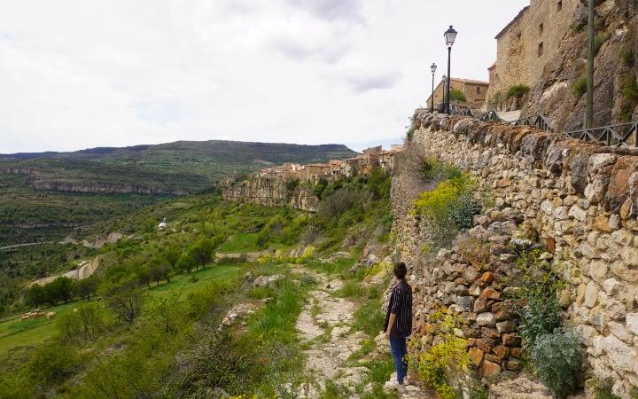 Ruta paseo circular a Cantavieja