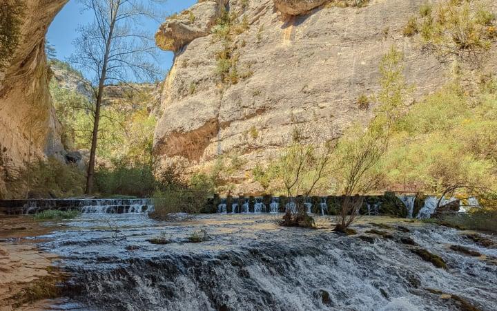 Ruta del nacimiento del río Pitarque