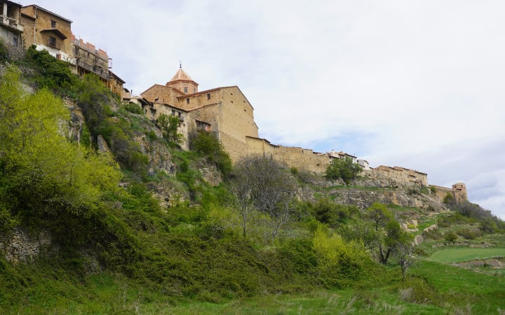 Histórico pueblo de Cantavieja
