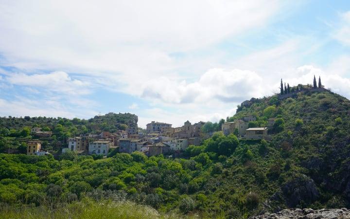 Pueblo de Olvena