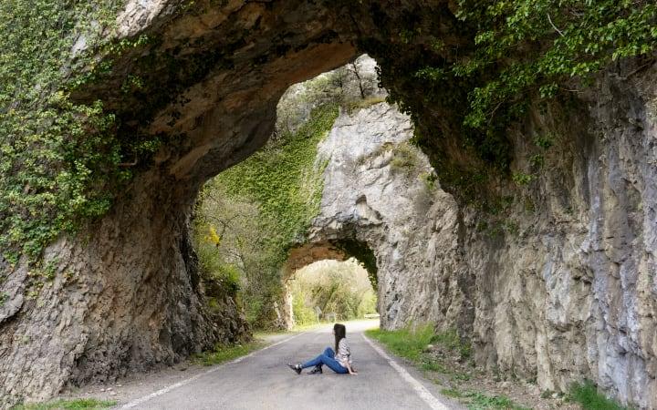 Carretera de la Foz de Binies