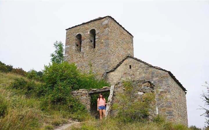 Ermita de la Virgen de Fajanillas de Tella