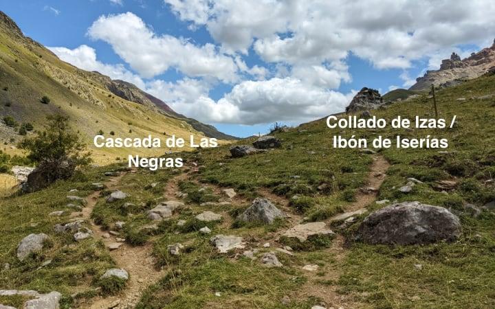 Caminos del Valle de Izas