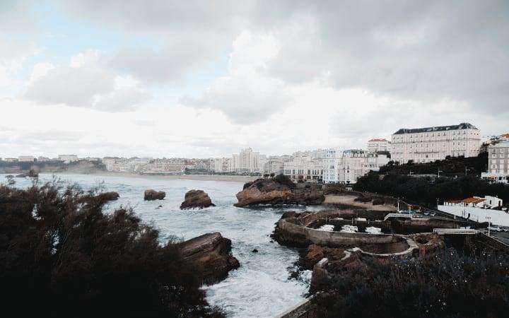 La ciudad más bonita del País Vasco Frances