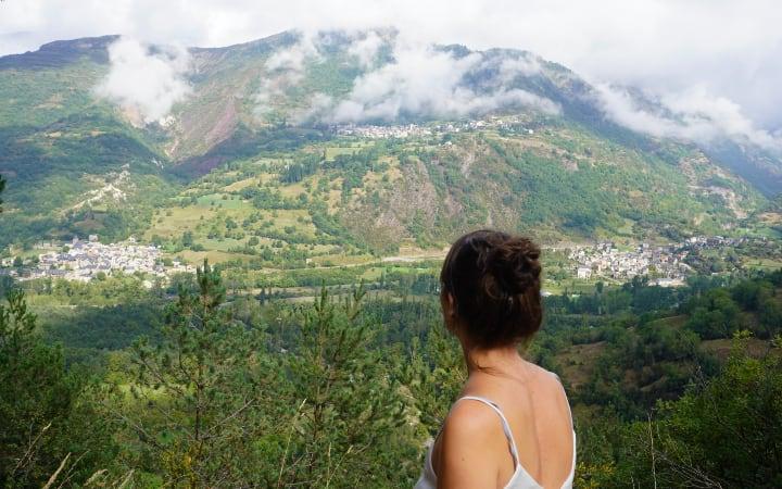 Gistaín, Plan y San Juan de Plan en el Valle de Chistau