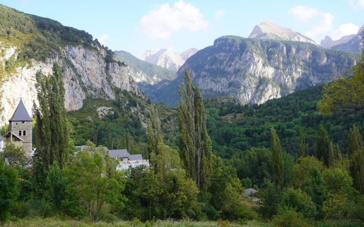 Ruta por el Valle de Chistau