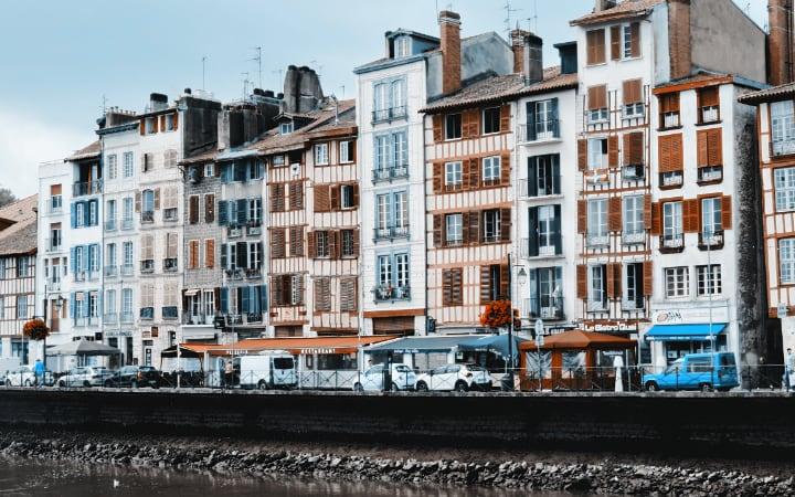 Bayona en el País Vasco Frances