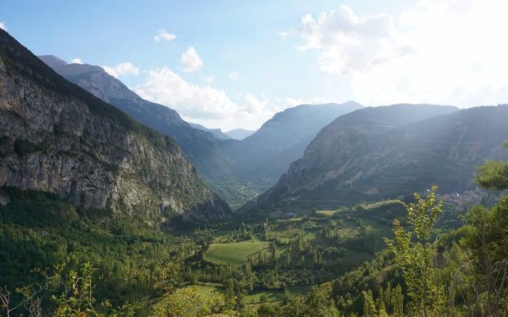 Vistas del Valle de La Comuna