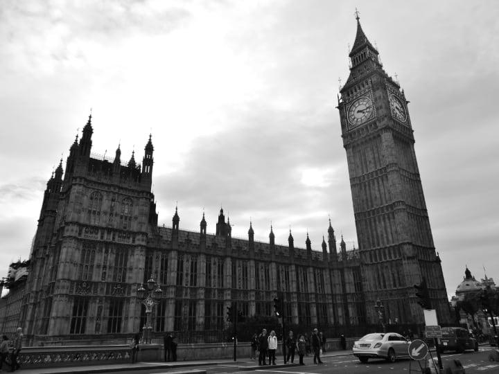 Big Ben y el Palacio de Westminster