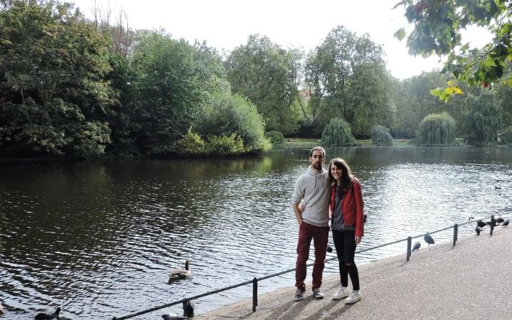 Parque real de Hyde Park